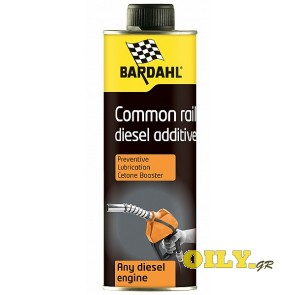 Bardahl Common Rail Diesel Additive - 0.5 литра