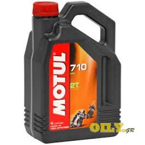 Motul 710 2T - 4 λίτρα
