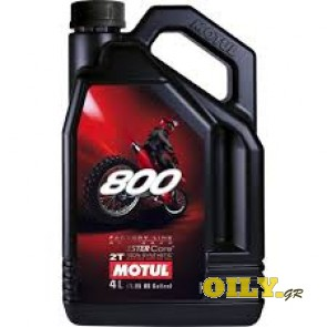 Motul 800 2T FL Off Road - 4 λίτρα