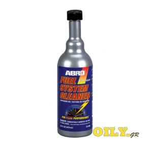 Abro Fuel System Cleaner - 0.473 λιτρα