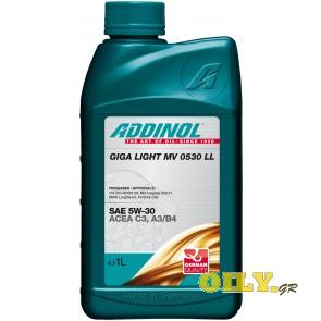 Addinol Giga Light MV 0530 LL - 1 Λίτρο