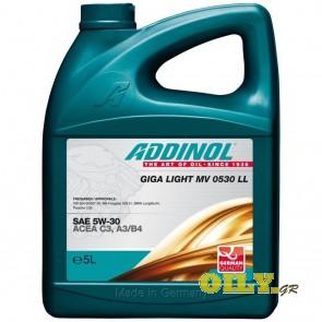 Addinol Giga Light MV 0530 LL - 5 λίτρα