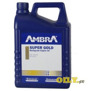 Ambra Super Gold 15W40 - 5 λιτρα
