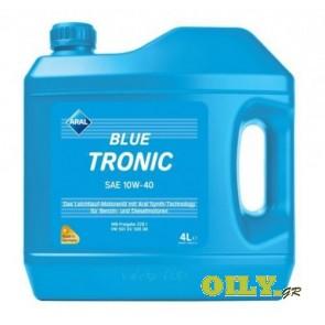 Aral Blue Tronic 10W40 - 4 λιτρα