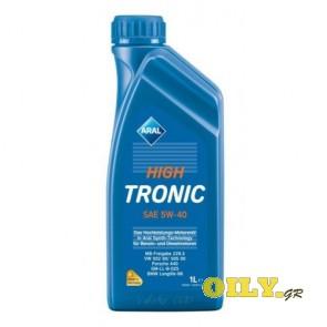 Aral High Tronic 5W40 - 1 λίτρο