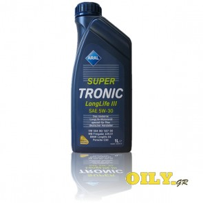Aral Super Tronic Long Life III 5W30 - 1 λιτρο