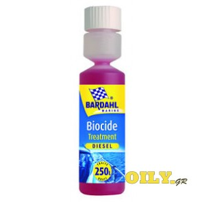 Bardahl Biocide Diesel Treatment - 0,25 λιτρα