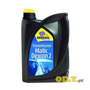 Bardahl Marine Matic Oil Dexron II - 2 λιτρα