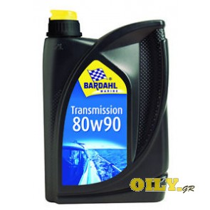Bardahl Marine Transmission Oil 80W90 - 2 λιτρα