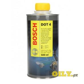 Bosch DOT 4 - 0,5 λιτρα