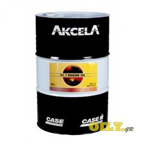 Case Akcela NO.1 15W40 - 200 λίτρα