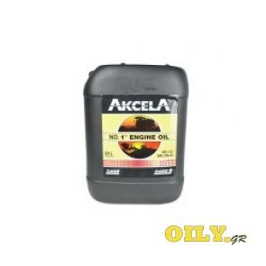 Case Akcela NO.1 15W40 - 20 λίτρα