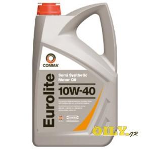 Comma Eurolite 10W40 - 4 λιτρα
