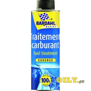 Bardahl Preventive Petrol Fuel Treatment - 0,3 λιτρα