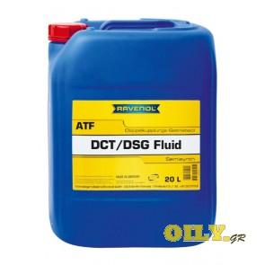 Ravenol DCT/DSG Getriebe Fluid - 10 λιτρα