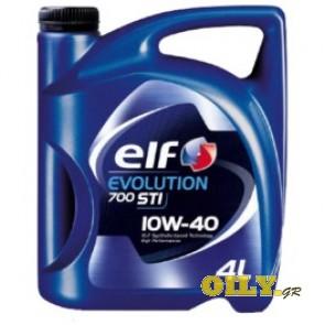 Elf Evolution 700 STI 10W40 - 4 λιτρα