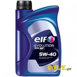 Elf Evolution 900 NF 5W40 - 1 λιτρο