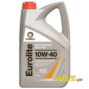 Comma Eurolite 10W40 - 5 λιτρα