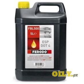 Ferodo DOT 4 ESP - 5 λιτρα