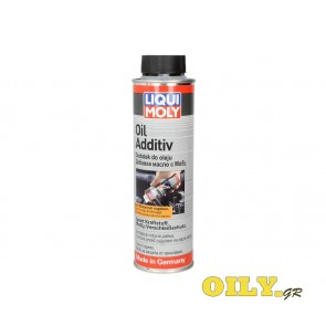 Liqui Moly Oil Additiv MoS2 - 0.300 λίτρα