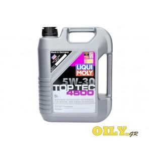 Liqui Moly Top Tec 4500 5W30 - 5 λιτρα