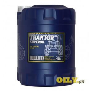 Mannol Traktor Superoil 15W40 - 10 λιτρα