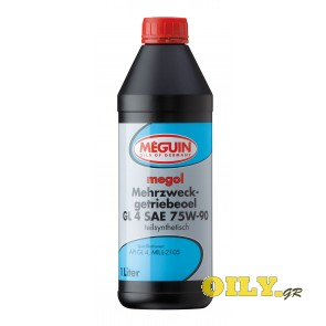 Meguin Mehrzweckgetriebeoel GL4 75W90 - 1 λιτρο