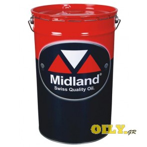 Midland Brake Fluid DOT 4 - 30 λιτρα