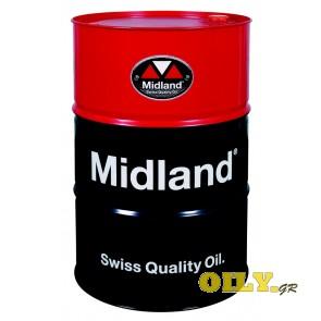 Midland TOU Tractor Hydraulic Fluid - 208 λιτρα