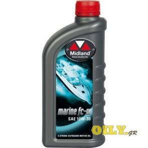 Midland Marine FC-W 10W30 - 1 λιτρο