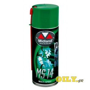 Midland MS-14 Multi Spray - 0.4 λιτρα