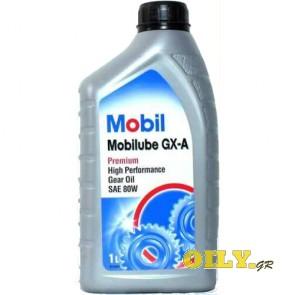 Mobilube GX 80W-A - 1 λιτρο
