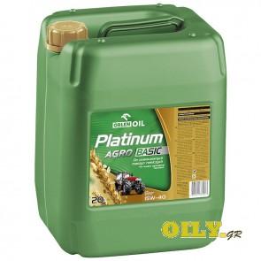 Orlen Platinium Agro Basic 15W40 - 20 λιτρα