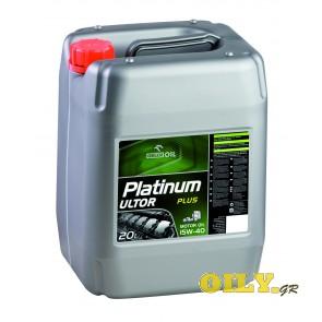 Orlen Platinum Ultor Plus 15W40 - 20 λιτρα