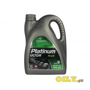 Orlen Platinum Ultor Plus 15W40 - 5 λιτρα