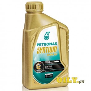 Petronas Syntium 3000 AV 5W40 - 1 λιτρο