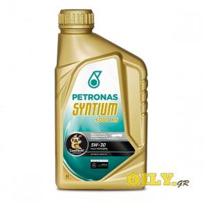 Petronas Syntium 5000 XS 5W30 - 1 λίτρο