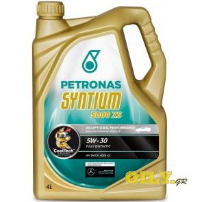 Petronas SYNTIUM 5000 XS 5W30 - 4 λίτρα
