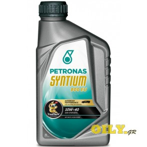 Petronas Syntium 800 EU 10W40 - 1 λίτρο