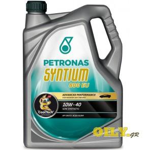 Petronas Syntium 800 EU 10W40 - 4 λίτρα