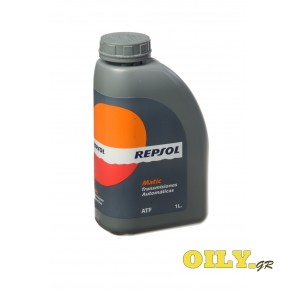 Repsol Matic - 1 λιτρο