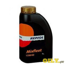 Repsol MIXFLEET 15W40 - 1 λιτρο