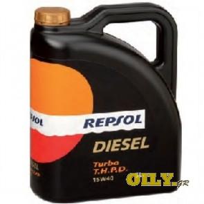 Repsol Diesel Turbo THPD 15W40 - 5 λιτρα