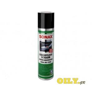 Sonax Lederpflege Schaum - 0.400 λίτρα