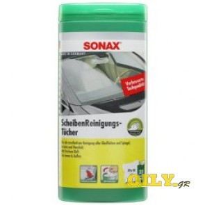 Sonax Scheiben Reinigungs Tucher - 25 αριθμό