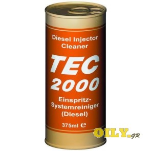 Tec 2000 Diesel Injector Cleaner - 0.375 λιτρα