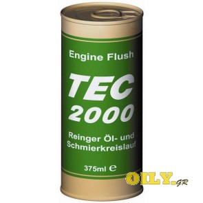 Tec 2000 Engine Flush - 0.375 λιτρα