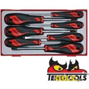 Отвертки Teng Tools - Комплект 7 броя