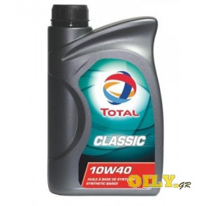 Total Classic 10W40 - 1 λιτρο