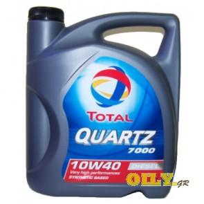 Total Quartz Diesel 7000 10W40 - 4 λιτρα
